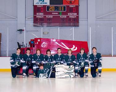 Cougar Hockey 2012